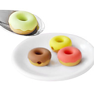 cheap -Donuts Style Earphones Cable Winder(Random Color)