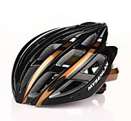 MYSENLAN Men's Mountain / Road / Sports Bike helmet 24 Vents Cycling Cycling / Mountain Cycling / Road Cycling / Winter SportsLarge: