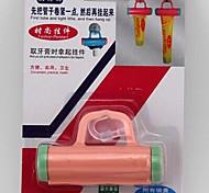 пластик давление зубная паста подвеска (случайный цвет)
