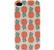 Pineapple Pattern Hard Case for iPhone 4/4S