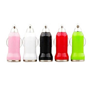 Car Charger for iphone 8 7 Samsung S8 S7 Electronics (Assorted Color, 5V 1A)