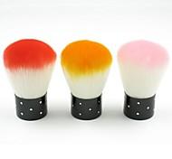 Недорогие -1 шт ногтей пыли чище кисти макияж румяна Пудра инструменты маникюрные файлы (разных цветов)