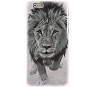 Lion Design PC Hard Case for iPhone 7 7 Plus 6s 6 Plus iPhone Cases