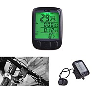 cheap -Bike Computer Waterproof 28 Multifunction Wireless Bike Bicycle Cycling Computer Odometer Speedometer LCD Backlit