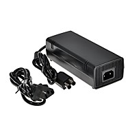 cheap -New 135W 12V AC Power Adapter Charger with Power Cable for Microsoft Xbox360 Slim Brick-Black
