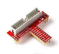 Недорогие -малиновый пирог Raspberry Pi GPIO переходная плита