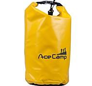 Недорогие -10 L Водонепроницаемый сухой мешок Сжатие обновления Водонепроницаемая сумка Водонепроницаемость Быстровысыхающий Дожденепроницаемый