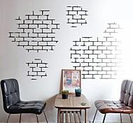 Недорогие -настенные наклейки наклейки, современные кирпичные кирпич наклейки текстурные характеристики ПВХ стеновые