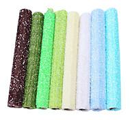 Недорогие -3,6 * 0,5 м чистая точка цвет снега марлю упаковка марли подарочная упаковка