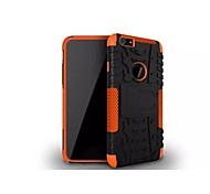 ПК и ТПУ смешивать материалы с отойти чехол чехол для Iphone 6 (разных цветов)
