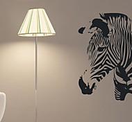 настенные наклейки наклейки для стен, зебры домашнего декора наклейки Kidsroom росписи стены PVC