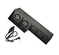 abordables -súper usb ventilador de refrigeración refrigerador 5-ventilador para consola de juegos PlayStation PS4