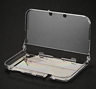 cheap -Crystal Case for New 3DSXL Protective Transparent Cover