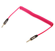 cheap -1.5m 4.92FT Audio 3.5mm Male to Audio 3.5mm Male Stereo Extense Cable
