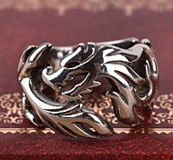 Ring Gift Jewelry Stainless Steel Band Rings Ring 1pc