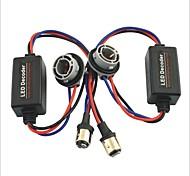 cheap -Car 1157 Warning Canceller Error Free Load Resistor LED Decoder--2PCS