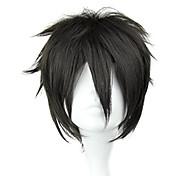 Недорогие -Косплэй парики Sword Art Online Kirito Аниме Косплэй парики 32 См Термостойкое волокно Муж.