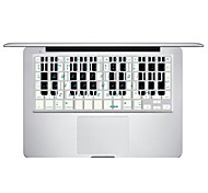 Недорогие -Защитная плёнка для экрана Apple для MacBook Pro 15-inch with Retina display PET 1 ед. Крышки Ультратонкий