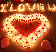 Недорогие -Coway 5шт привело Буле свеча в форме света Партии питания свадебные украшения
