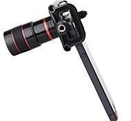 8X18 мм Монокль Высокое разрешение Общего назначения Детская игрушка Сотовый телефон BAK4 Многослойное покрытие