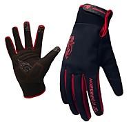 cheap -West biking Sports Gloves Bike Gloves / Cycling Gloves Keep Warm Waterproof Windproof Breathable Wearproof Protective Anti-skidding