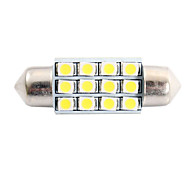 cheap -SO.K T11 Light Bulbs 2W SMD LED 80lm LED Interior Lights