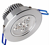 Luces de Techo Luces de Panel Luces Empotradas 6 leds SMD 2835 Regulable Blanco Fresco 500-550lm 6000-6500K AC 100-240V