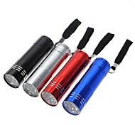 LS173 LED Flashlights / Torch LED lm Mode - Emergency Small Size Pocket for Camping/Hiking/Caving Everyday Use Driving Working Climbing