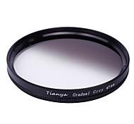 tianya® circular 67mm filtro graduado gris para Nikon D7000 D7100 18-105 18-140 18-135 canon 700d 600d
