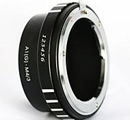 Nikon F крепления г AF-S AF объектив для микро 4/3 M43 адаптер электронной PL6 электронных m1 ом-D GH4 GF6
