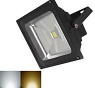 Недорогие -LED прожекторы 1 COB 1800 lm Тёплый белый Холодный белый 3000-3200K/6000-6500K К DC 12 V