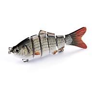 cheap -1 pcs Hard Bait Minnow Fishing Lures Minnow Hard Bait Plastic Bait Casting