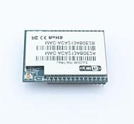 oi-link módulo adaptador de porta serial-ethernet-wi-fi HLK-rm04 - azul + preto