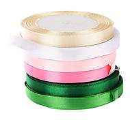 1cm Modern Fashion Ribbon DIY Accessories Fabric Candy Box Parts