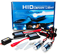 cheap -12V 35W H11 AC Hid Xenon Conversion Kit 6000K