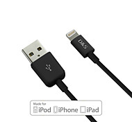 iPhone Cable MFi Certified 8 Pin Lightning to USB Sync Data Charging Cable for Apple iPhone X 8 8 Plus 7 6s 6 Plus SE 5s 5 iPad 3.9ft (120cm)