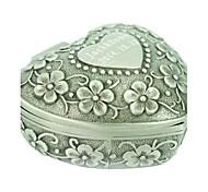 Недорогие -ювелирные изделия коробки сплав серебристый свадебный вечер элегантный женственный стиль