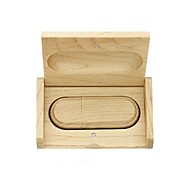 cheap -16GB usb flash drive usb disk USB 2.0 Wooden Gift box