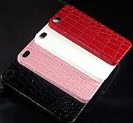 iPhone 5C - Cover-Rückseite - Grafisches Design/Einfarbig/Mehrfarbig/Spezielles Design/Neuartig (Rot/Schwarz/Weiß/Rosa , Kunststoff)