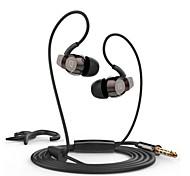 для наушников 3,5 мм в уши чистые басы наушники с микрофоном для iPhone 6 / iphone 6 плюс