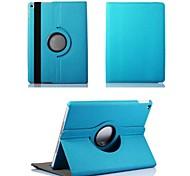 Apfel iPad Air 2 - 360⁰ Cases/Smart-Covers/Origami Cases ( Gewebe , Rot/Schwarz/Blau/Braun/Purpur/Orange/Rosa ) - Einfarbig