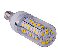 abordables -YWXLIGHT® 1500 lm E14 Bombillas LED de Mazorca T 60 leds SMD 5730 Blanco Cálido Blanco Fresco AC 85-265V