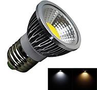 cheap -3W 280 lm E26/E27 LED Spotlight 1 leds COB Dimmable Warm White Cold White AC 100-240V