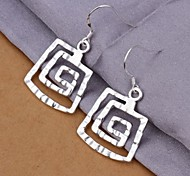 cheap -Women's Drop Earrings Sterling Silver Jewelry Wedding Party Daily Casual Costume Jewelry