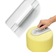 cheap -New Cake Smoother Polisher Tools Cutter Decorating Fondant Sugarcraft Icing Mold
