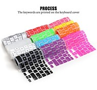 cheap -LENTION Soft Durable Silicone Keyboard Cover Skin for Macbook Air Macbook Pro 13/15/17