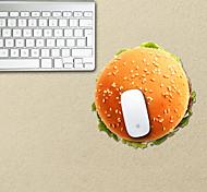 Недорогие -гамбургер дизайн декоративные коврики для мыши mac наклейки mac mac аксессуары
