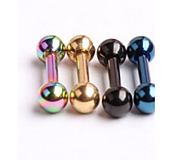 cheap -Women's Body Jewelry Ear Piercing Stainless Steel Unique Design Fashion Jewelry Jewelry Daily Casual 1pc