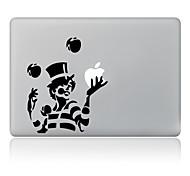 Недорогие -маг дизайн декоративные наклейки кожи для MacBook Air / Pro / Pro с сетчатки дисплей