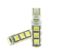 cheap -SO.K T10 Light Bulbs High Performance LED / SMD 5050 140-160lm Turn Signal Light For universal
